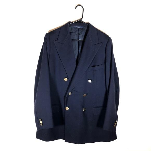 Polo Ralph Lauren Wool Blazer Double Breasted